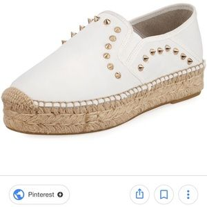 In search of ash spiked shoe
